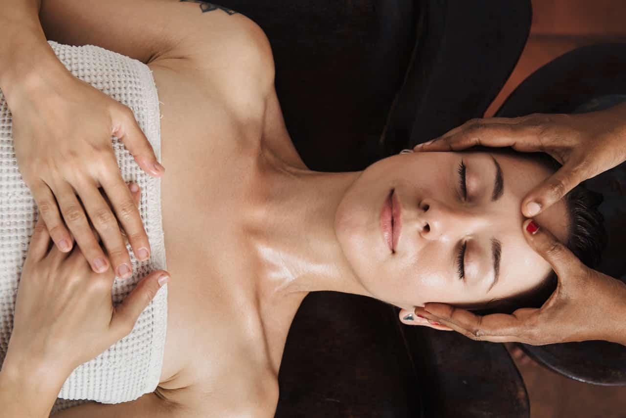 Un masaje al mes