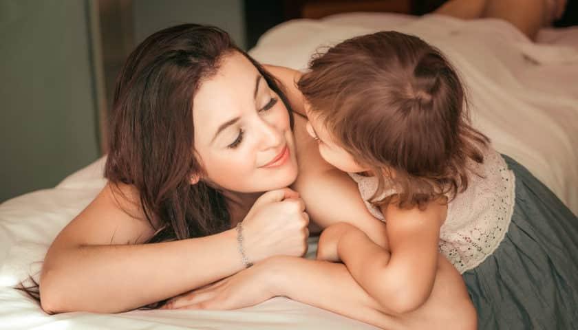 Un masaje a mamá